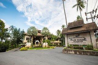 The Fair House Beach Resort 3*