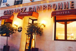 Carladez Cambronne 3*