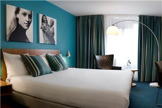 Inntel Hotels Amsterdam Centre 4*