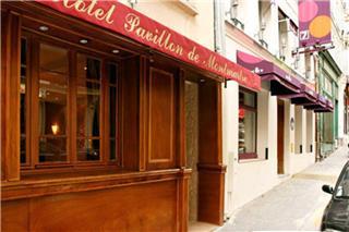 Pavillon de Montmartre 3*