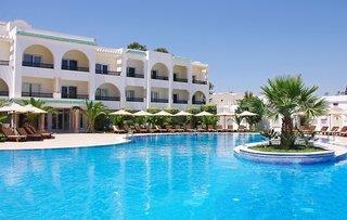 Royal Nozha Pension complete, Sousse