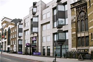 Premier Inn London City Tower Hill 3*